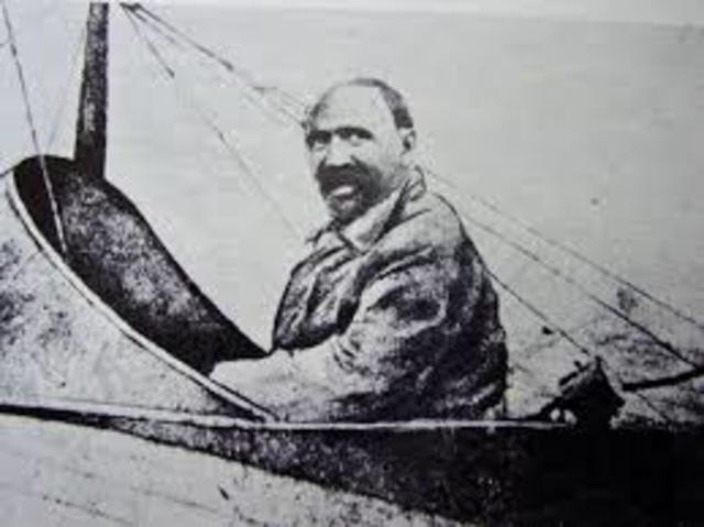 Presidente Madero es el primer jefe de Estado en tomar un vuelo