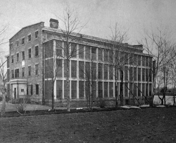 America's First Psychiatric Hospital
