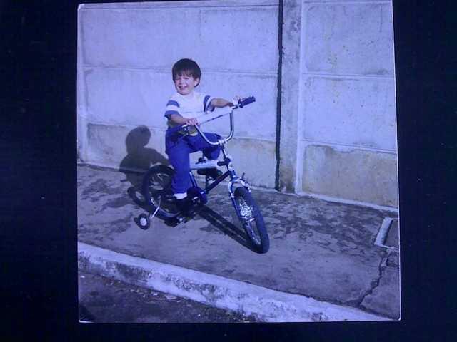 Primer Bicicleta