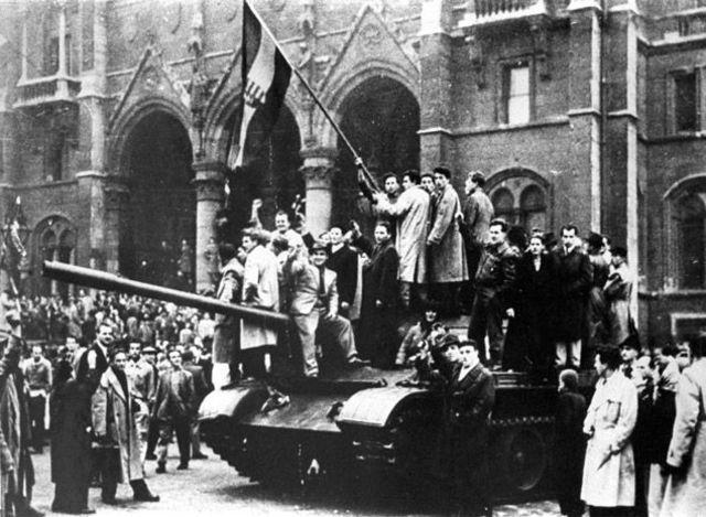 La crisi unghere