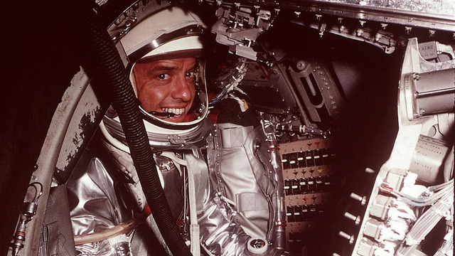 First American in space, Freedom 7