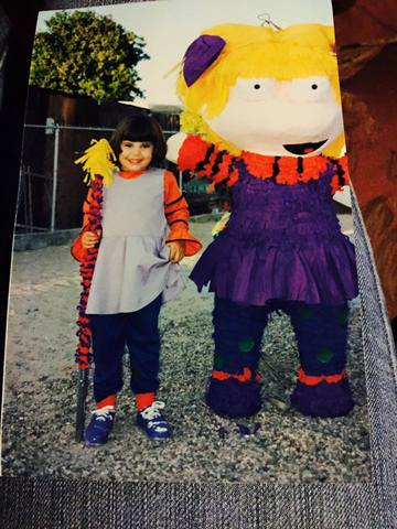 Mi primer  piñata
