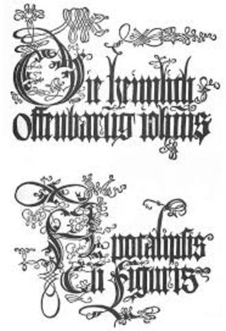 El Diseño Gráfico del Renacimiento Italiano