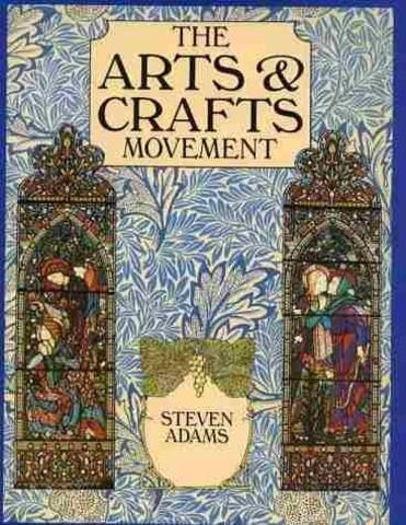 el movimientoArts and Crafts