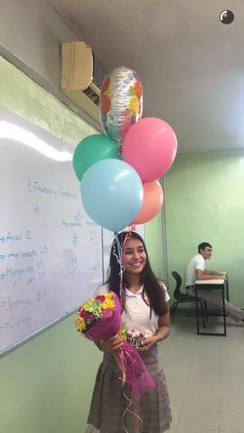 Cumpleaños 18
