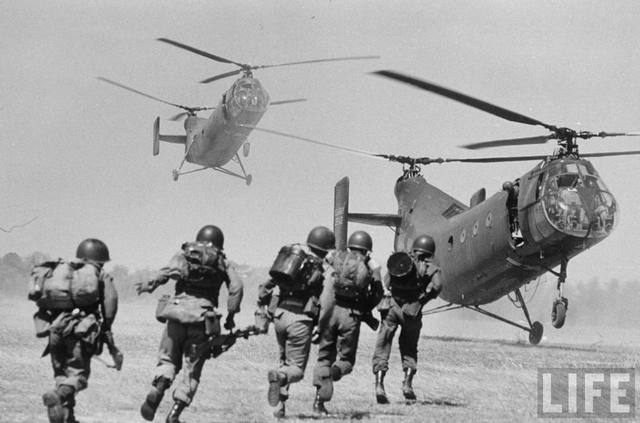 Operation Chopper Launched