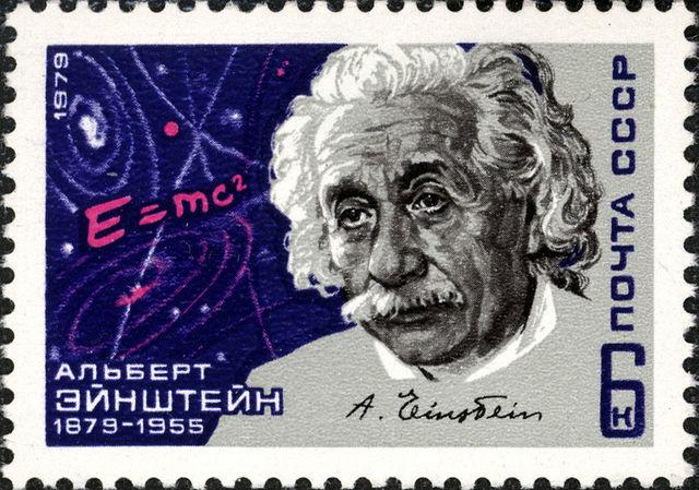 Einstein elabora la teoria della Relatività ristretta