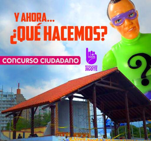 CONCURSO CIUDADANO Y AHORA QUE HACEMOS