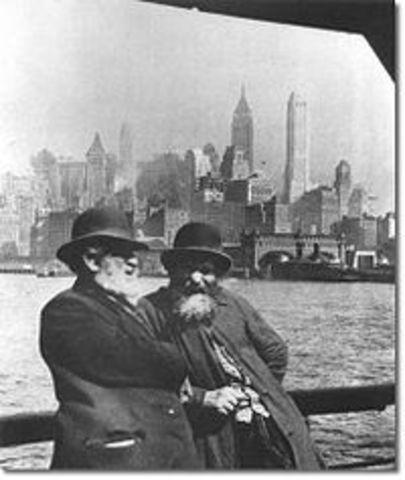 Emigracion de los años 20