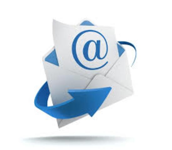 Se creó el primer programa para enviar correo electrónico