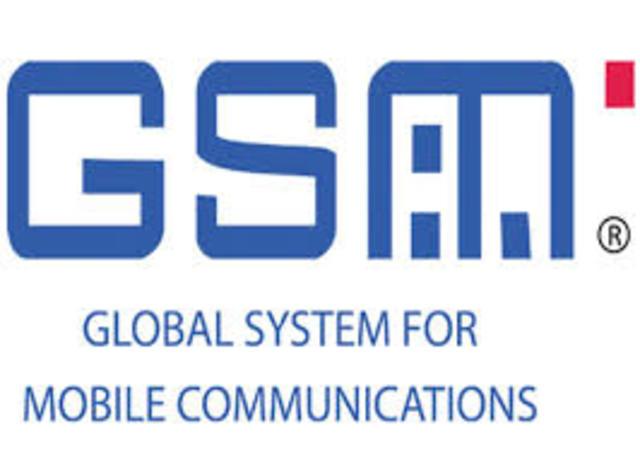 Se hace pública la especificación para el sistema digital de telefonía móvil GSM