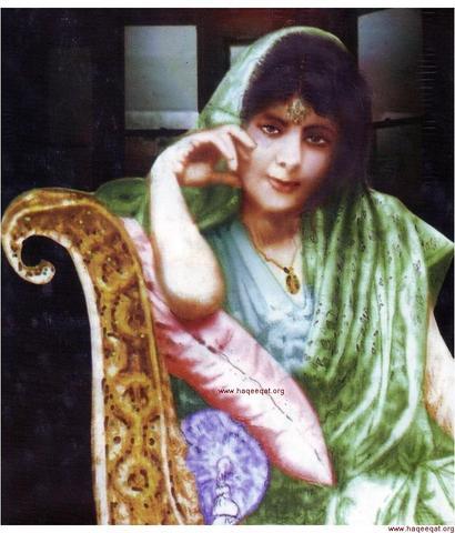 Second wife, Ratin Bai dies