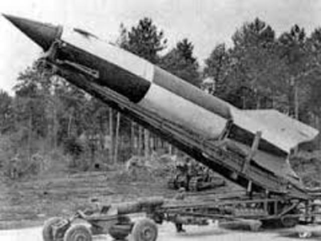 Development of the V-2 Rocket