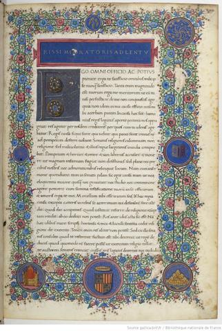 Epistolae ad Familiaris, de Cicerón