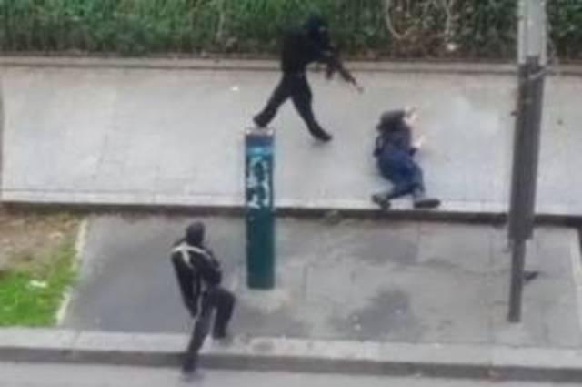 Assalto al giornale Charlie Hebdo