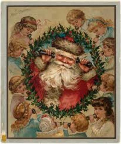 Trajetas de Navidad PRANG