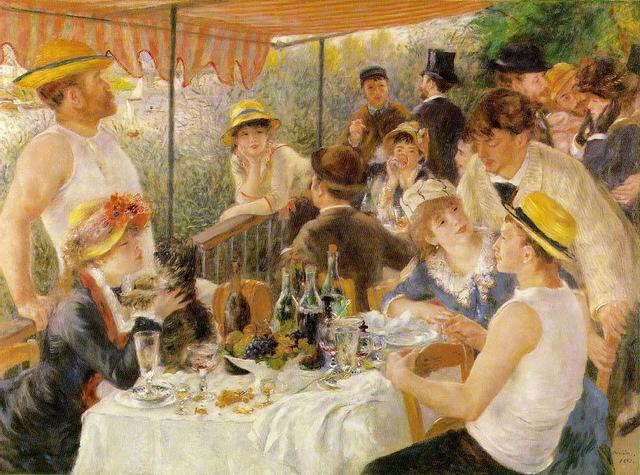 Primera exposición Impresionista