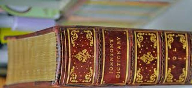 Samuel Johnson's Dictionary of EL