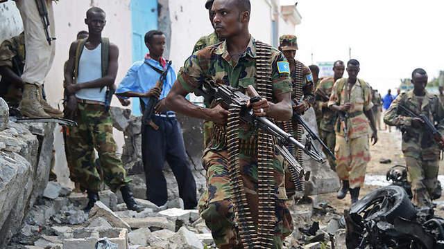 Somalia War