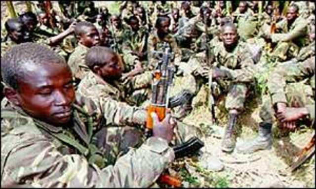 The Rwandan Genocide ends