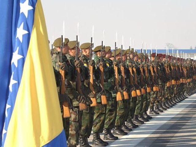 Bosnian Genocide Begins