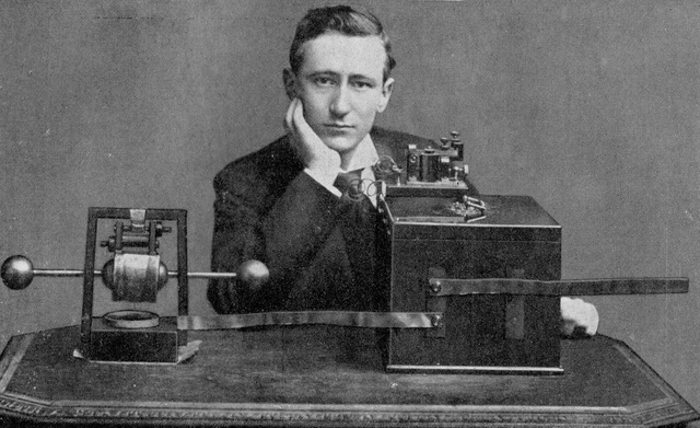 Radio is invented