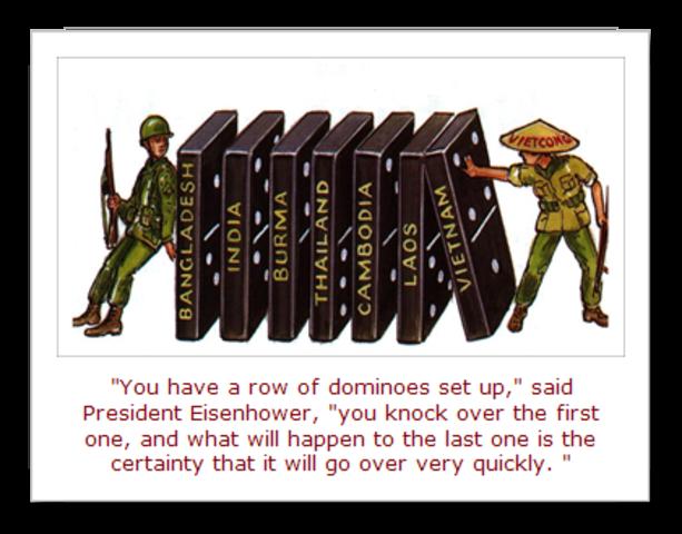 President Dwight Eisenhower's Domino Theory Speech