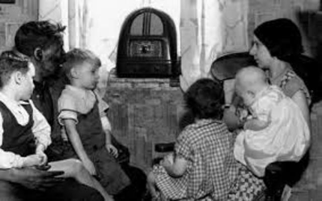 Radio at Great Depression