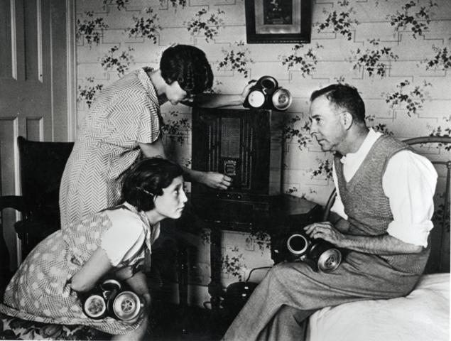Radio at WWII
