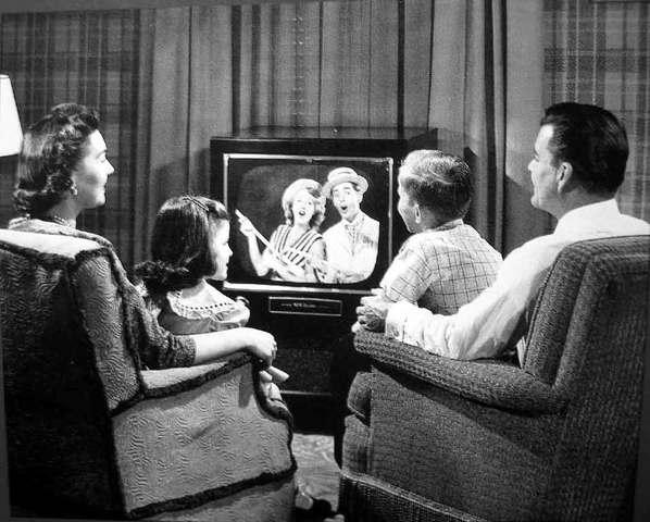 Television Arrives