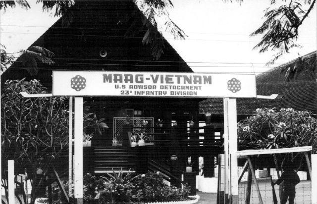 U.S. MAAG-Vietnam Formed