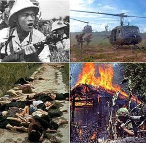 Guerra in Vietnam