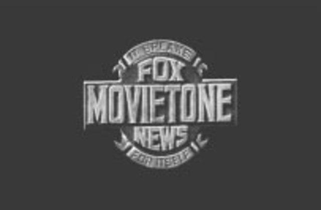 First Release Fox Movietone News