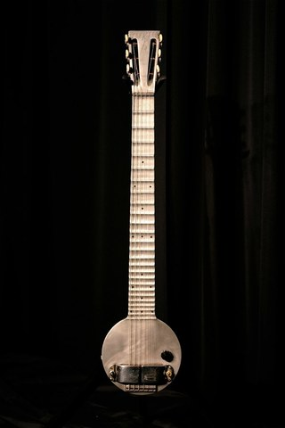 First Electric Guitar Created