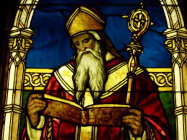 St Augustine's Mission to Britain