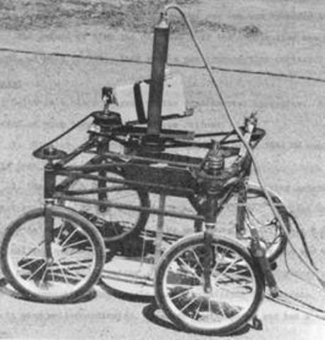 Разработка первого робота в Стэнфордском университете