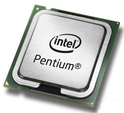 Компания Intel выпустила процессор Pentium