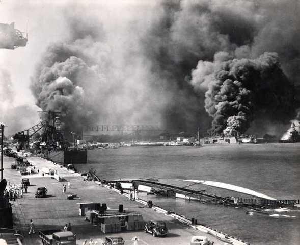 Perle harbor : le tournant de la guerre.