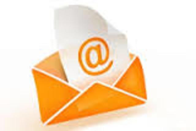 Programa para enviar correos electrónicos