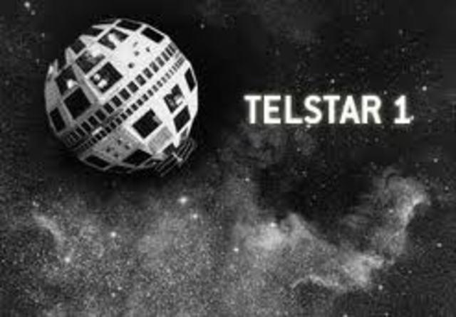 1er satélite de telecomunicaciones