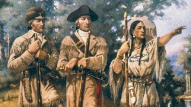 Lewis and Clark started their expidetion west