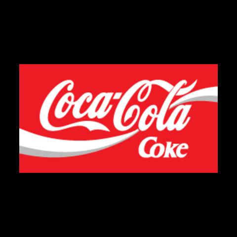 Octavo logo de Coca Cola