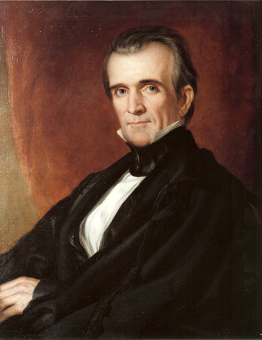 President Polk was elected