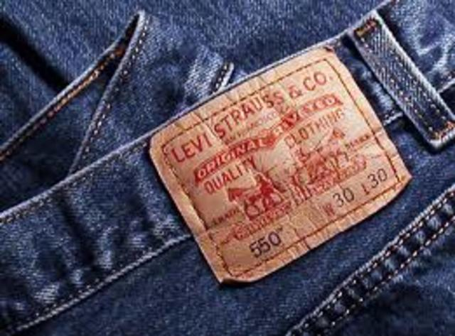 Blue Jeans were invented for gold miners
