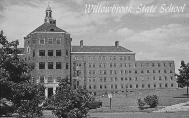 Willowbrook State School- Last Great Disgrace