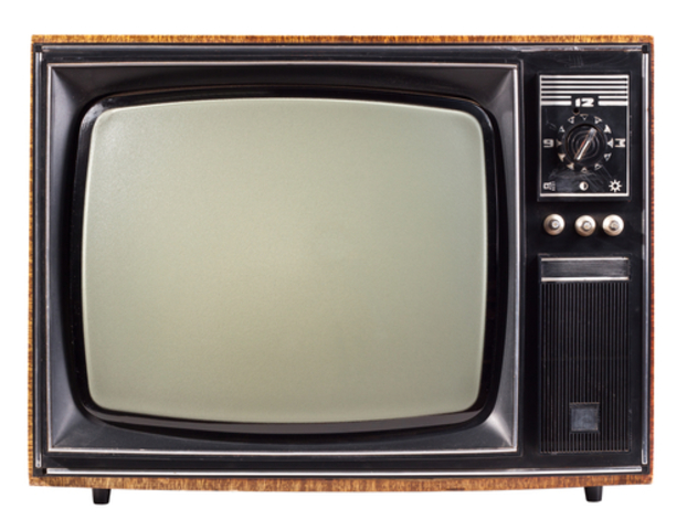 TV Makes an Appearance