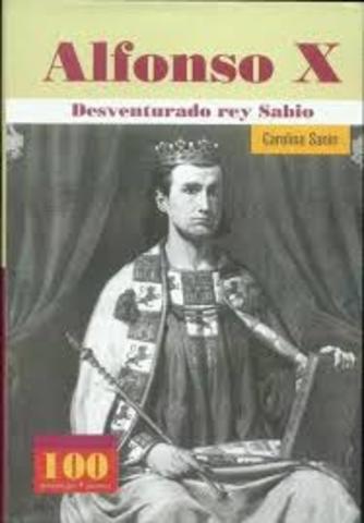 REY ALFONSO EL SABIO