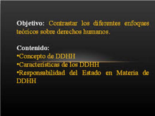 PERSONAS CLAVES EN EL DESARROLLO DE LA TEORIA DE LOS DDHH
