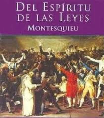 LEYES DE MONTESQUIEU