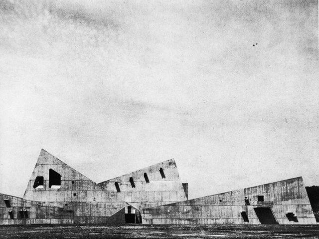 CENTRO CULTURAL DE NICHINAN-KENZO TANGE
